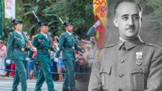 Manifiesto militares Franco sanción Defensa
