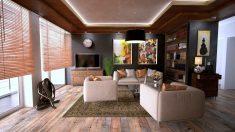 Cómo iluminar un salón correctamente