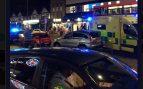 Al menos tres heridos en un tiroteo en Londres