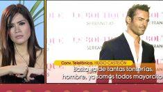Hugo castejón ha tomado cartas en el asunto hoy en 'Sálvame'