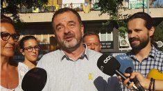 Alfred Bosch, portavoz de ERC en el Ayuntamiento de Barcelona. (EP)
