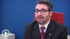 Andreu Martínez, director de los Mossos d'Esquadra.