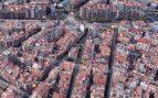 Tres heridos en un tiroteo en Barcelona con el atacante atrincherado en una vivienda