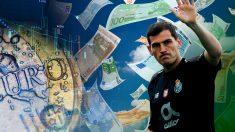Iker Casillas pierde dinero con su empresa.