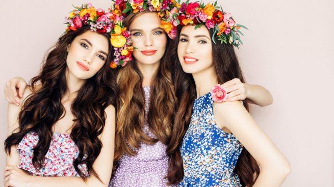 C mo hacer adornos de flores para el pelo - Como hacer adornos para el pelo ...