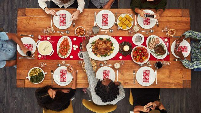 servir la mesa correctamente