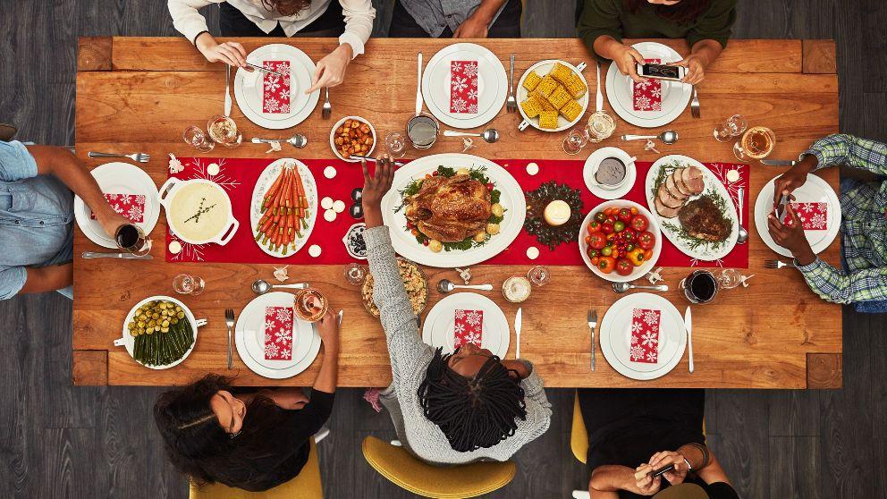 Aprende de qué modo se sirve la mesa correctamente