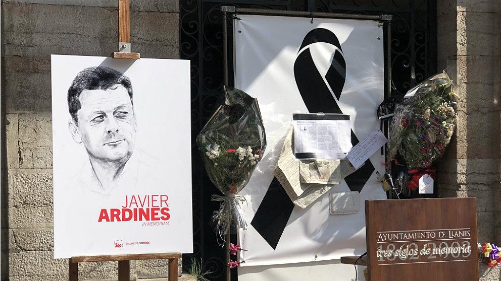 Recuerdo a Javier Ardines, concejal de IU en Llanes (Asturias). (TW)