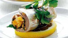 Receta de sardinas rellenas de acelgas, un entrante saludable