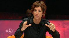 Vanesa Valiño, asesora de la Concejalía de Vivienda y pareja sentimental de Gerardo Pisarello, primer teniente alcalde de Barcelona.
