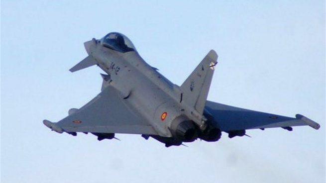 Dos aviones de combate de EE.UU colisionaron durante operación