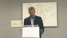 Julio Rodríguez, ex Jemad y ahora dirigente de Podemos. (EP)