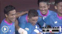 Fernando Torres marcó su primer gol en Japón.
