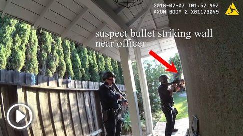 El vídeo del tiroteo que acabó con la vida de Tyler Honeycutt.