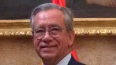 Vicente Garrido, catedrático derecho constitucional UVAL