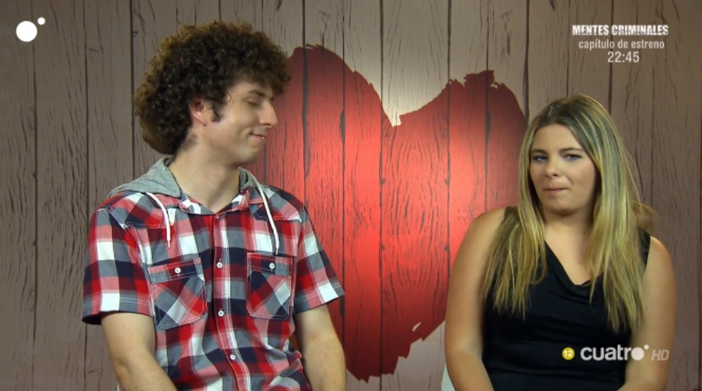 Adrián sigue sin encontrar el amor en 'First Dates'