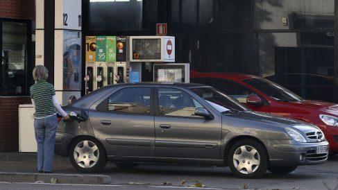 Precio de la gasolina (Foto: EP)
