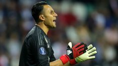 Keylor Navas no se marchará al Manchester City (Getty).