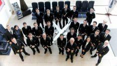 Pilotos de Ryanair (Foto: EP)