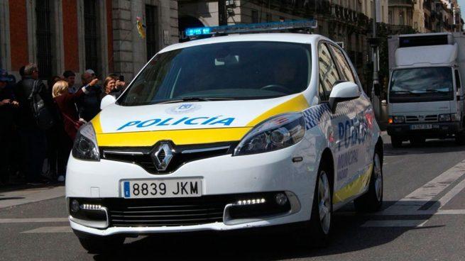 Policía-Urbana-de-Madrid