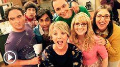 Jim Parsons, Johnny Galecki, Kunal Nayyar, Simon Helberg, Kaley Cuoco, Mayim Bialik y Melissa Rauch interpretan a los protagonistas de 'The Big Bang Theory'.