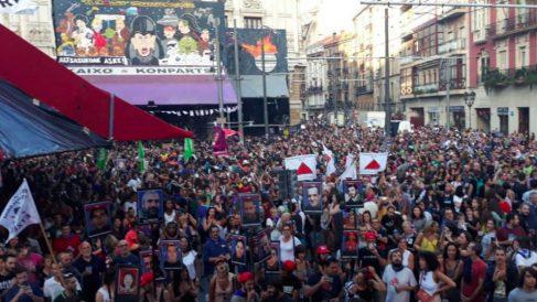 Fiestas de Bilbao.