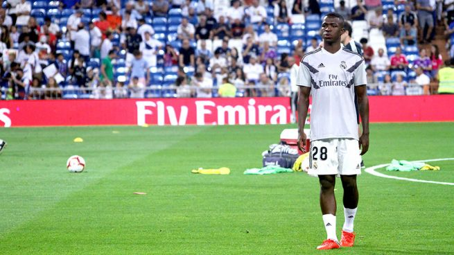 Vinicius-Real Madrid