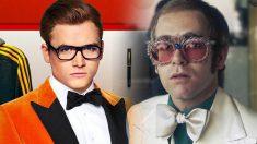 El actor Taron Egerton, conocido por su papel en 'Kingsman', dará vida a Elton John en el cine.