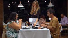 Alejandro confiesa que teme a las feministas en 'First Dates'