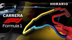 GP Bélgica 2018 F1 | Carrera Fórmula 1