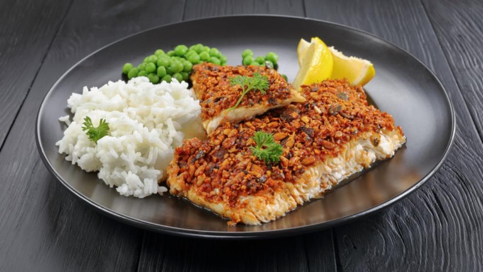 Receta de pescado al estilo cajún, con unos sabores originales