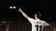 Gareth Bale señala el camino al Real Madrid de Lopetegui. (AFP)