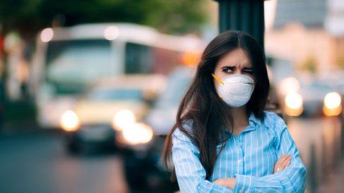 Aprende varios remedios para protegernos de la contaminación del aire