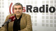 El presidente de Movimiento contra la Intolerancia, Esteban Ibarra.