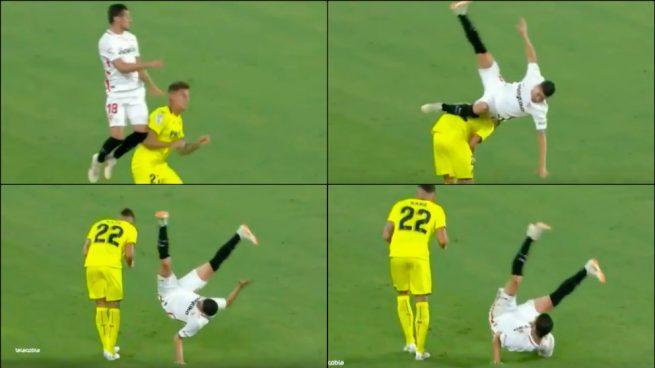 Sevilla - Villarreal: Resultado, resumen y goles (0-0)