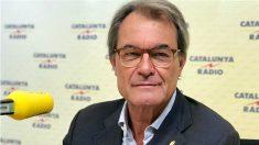 Artur Mas, expresidente de la Generalitat. (EP)