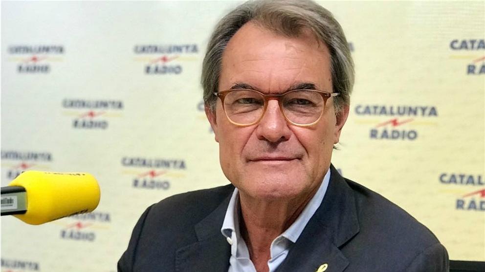 Artur Mas, ex presidente de la Generalitat. (EP)