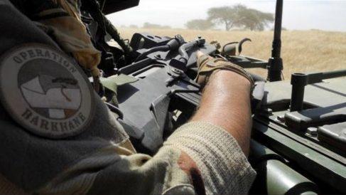 Militares franceses en Mali.