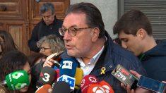 El portavoz del PDeCAT en el Senado, Josep Lluís Cleries. Foto: Europa Press