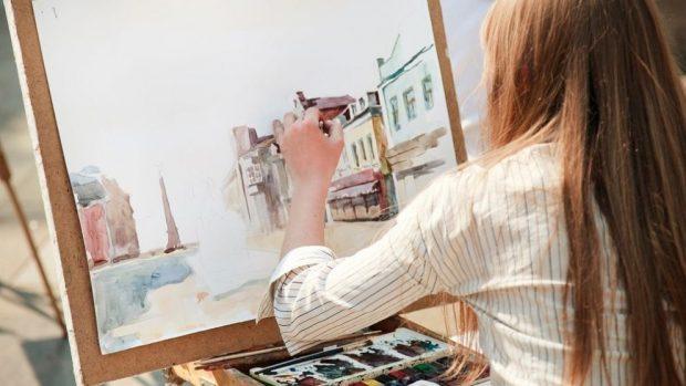 Cómo Pintar Con Acuarela