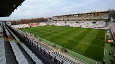 El Estadio de Vallecas. (Getty)