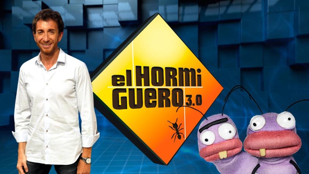 'El Hormiguero' regresa el próximo lunes, 3 de septiembre
