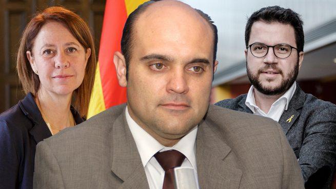 Conjura golpista en casa de Vendrell: proclamarán la 'república' catalana cuando salga la sentencia del 1-O
