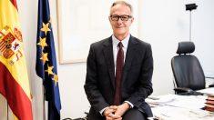 José Guirao, ministro de Cultura, en su despacho. Foto: Europa Press