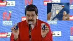 Nicolás Maduro en una imagen reciente. Foto: Twitter