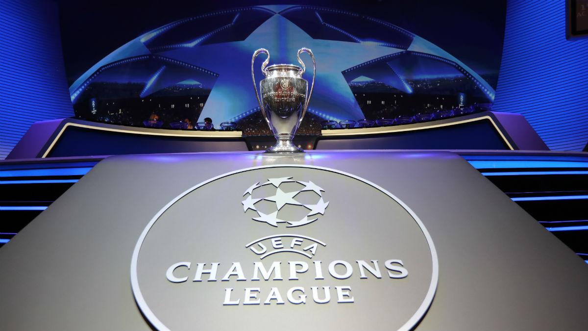 Sorteo de la fase de grupos de la Champions League 2018-19.