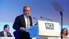 Marcelino Fernández Verdes, CEO de ACS (Foto: Archivo)