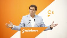 Albert Rivera, presidente de C's. (EP)