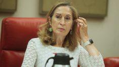 Ana Pastor en una imagen de archivo.