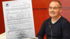 El concejal de Podemos que se autoperdona una multa de tráfico